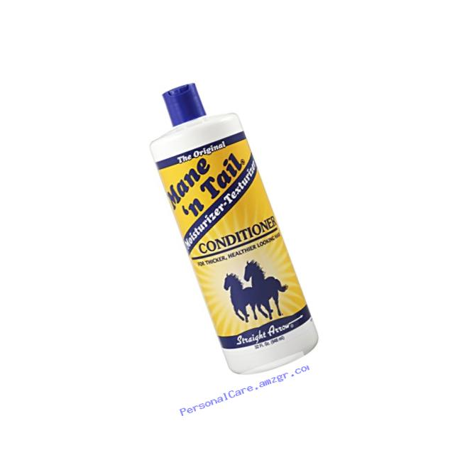 Straight Arrow Mane N Tail Pet Conditioner, 32fl oz