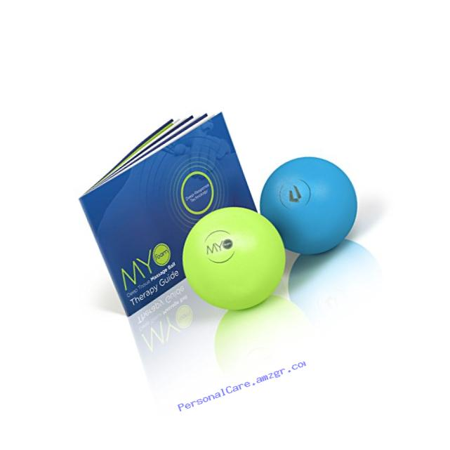 Deep Tissue Massage Balls with Myofoam for Trigger Point Therapy 4